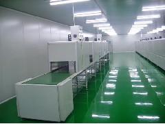 湖南净化工程对厂房的位置选择原则